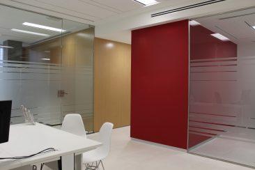 Reforma de oficina en Valencia