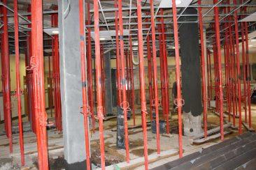Refuerzo de pilares en Massamagrell apuntalamiento refuerzo de pilares