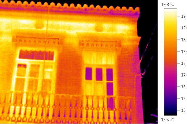informes periciales valencia certificados energeticos termografia