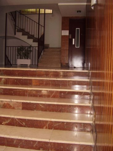 Modificacion del embarque del ascensor en Valencia 01