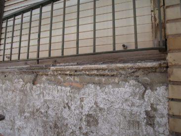Rehabilitacion de fachada en Alicante reparacion paños lisos
